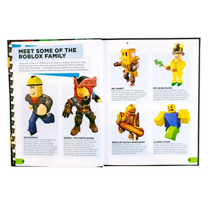 Book In English Roblox Annual 2019 By Author Alexander Cox And