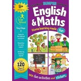 Leap Ahead Bumper Workbook: English and Maths 9+