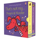 That's Not My Dragon & Monster (2 books)
