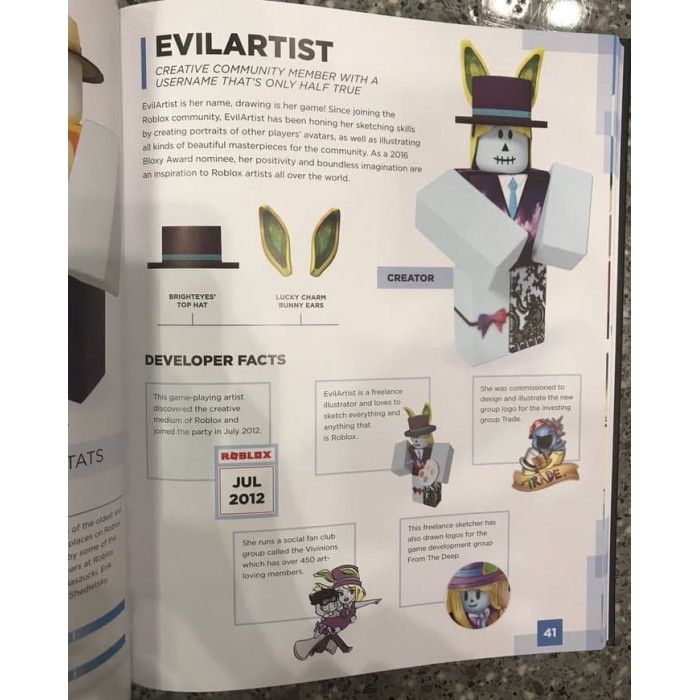 Book In English Roblox Character Encyclopedia By Author Dk Buy In