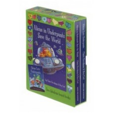 Aliens in Underpants Save the World and Aliens Love Underpants Boxed Gift Set (2 books)