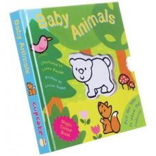 Baby Animals: Magic Colour Book