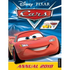 Disney Pixar Cars Annual 2018