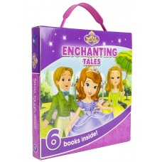 Disney Sofia the First Enchanting Tales (6 Books in a carry box Set)
