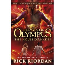 Heroes of Olympus: The House of Hades (Book 4)