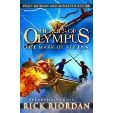 Heroes of Olympus: The Mark of Athena (Book 3)