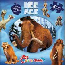 Ice Age My First Puzzle Book