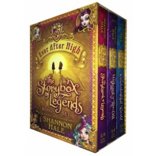 Ever After High: The Storybox of Legends (3 books)