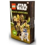 LEGO Star Wars: Galactic Adventures (10 books)