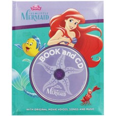 The little Mermaid (Book and CD)