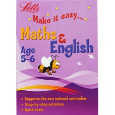 Math and English 5-6 (Letts Make It Easy)