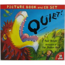 Quiet! (Book and CD)