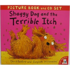 Shaggy Dog and the Terrible Itch (Book and CD)