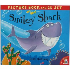Smiley Shark (Book and CD)