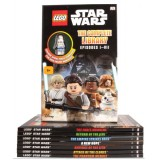 LEGO STAR WARS ( The Complete Library Episodes 1 - VII and Exclusive Figure)