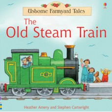 The Old Steam Ttrain