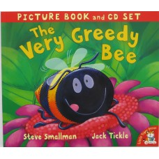 The Very Greedy Bee (Book and CD)