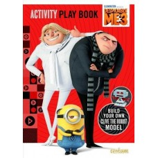 Despicable Me 3 Press out and Play Activity Book