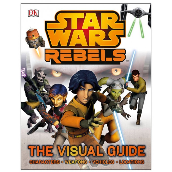 Book in English Star Wars Rebels The Visual Guide 0 buy in