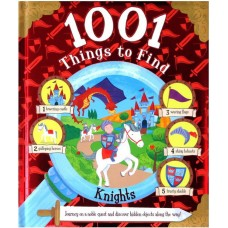 1001 Things To Find - Knights