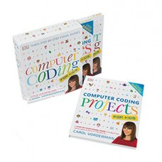 Computer Coding for Kids Book Set