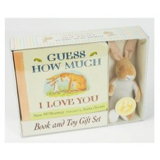 Guess How Much I Love You - Book and Toy Gift Set