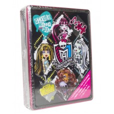Monster High Happy Tin