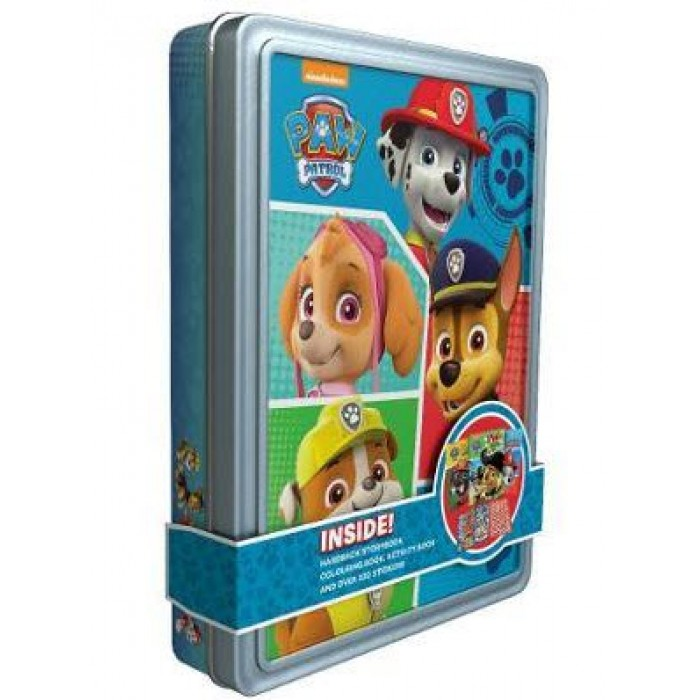 Book in English Nickelodeon PAW Patrol Happy Tin 0 buy in