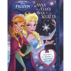 Disney Frozen Anna and Elsa's Book of Secrets: Keep your dreams and secrets safe inside!