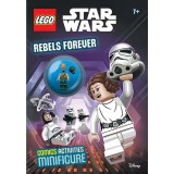 Lego Star Wars: Rebels Forever (Activity Book with Minifigure)