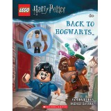 LEGO Harry Potter: Back to Hogwarts (Activity Book with Minifigure)