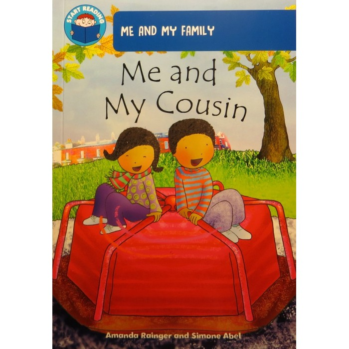 Book In English Me And My Cousin By Author Amanda Rainger Buy In